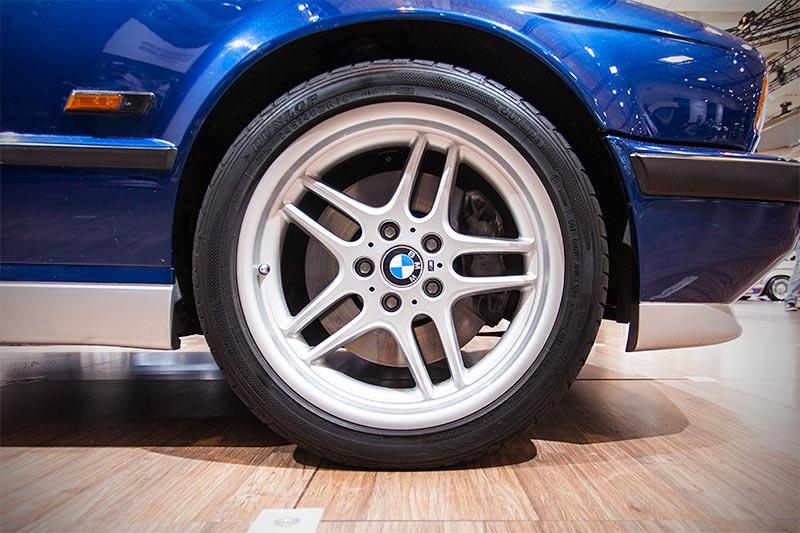 BMW M5 touring, BMW Rad Doppelspeiche