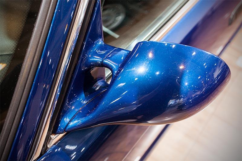 BMW M5 touring, BMW M Außenspiegel