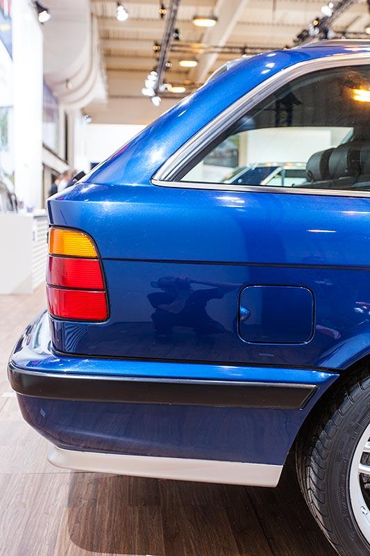 BMW M5 touring, erste Kombilimousine mit Sportwagen-Qualitäten