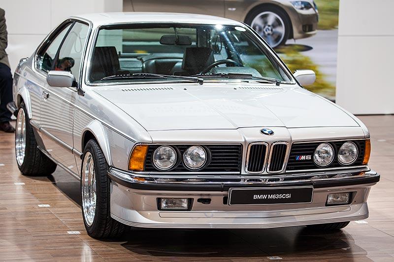 BMW M635 CSi von Udo Britzke auf der Techno Classica 2016