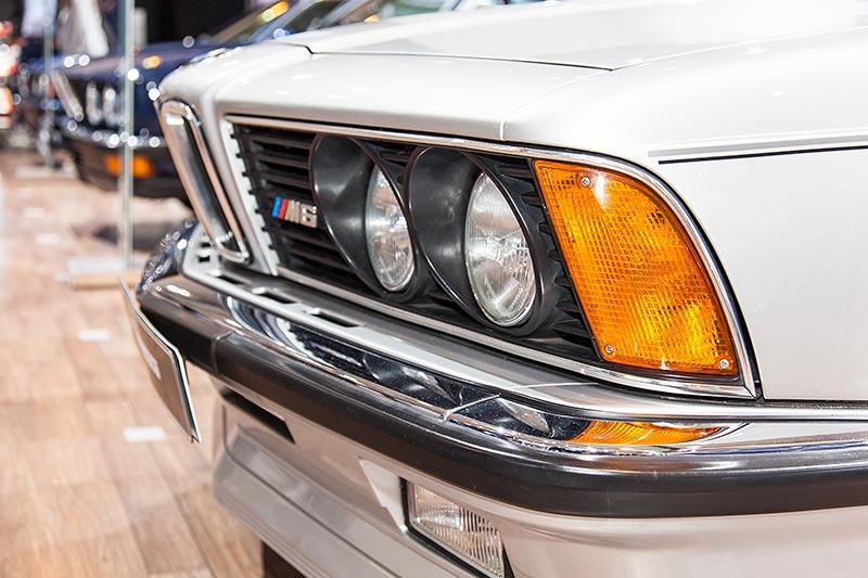 BMW M635 CSi, ausgestellt auf der Techno Classica 2016
