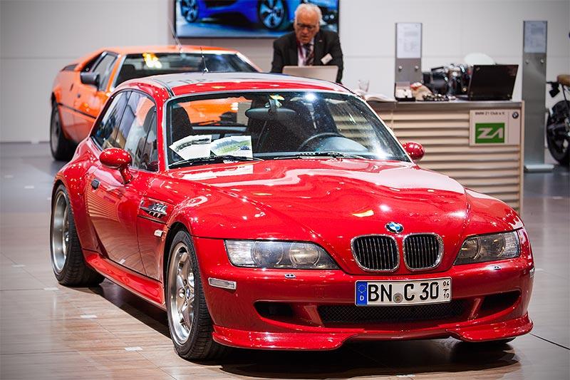 BMW M coupé von Christoph Bier auf der Techno Classica 2016