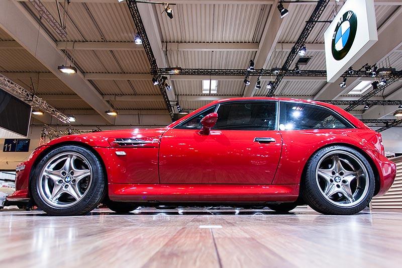 BMW M coupé mit Komponenten aus dem BMW M3 eine 'ultimative Fahrmaschine'