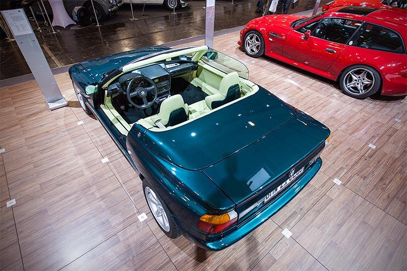 BMW Z1, ehemaliger Neupreis: 80.000 DM