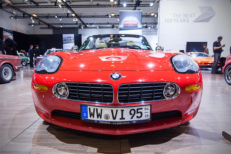 BMW Z8, Baujahr 2002, Stückzahl: 5.703