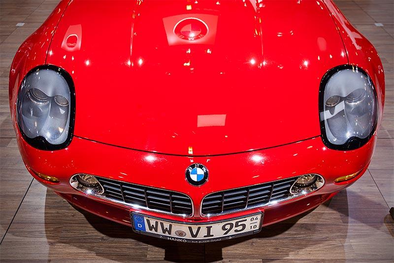 BMW Z8, Front