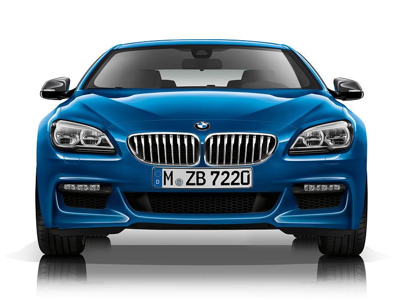 M Sport Limited Edition der BMW 6er Reihe, Außenlackierung in Sonic Speed Blau metallic