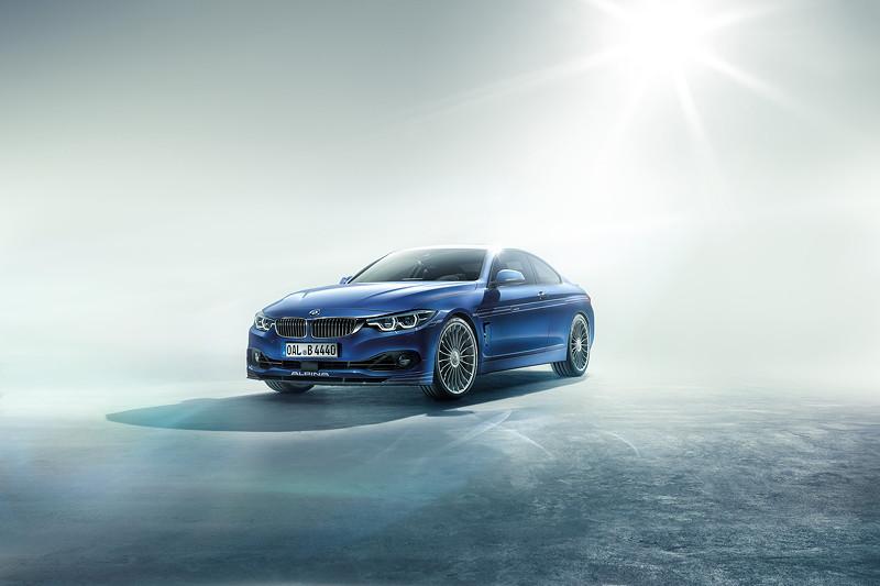 BMW Alpina B4 S BiTurbo Coupé