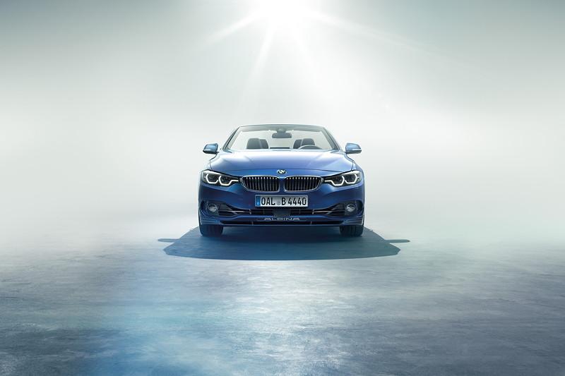 BMW Alpina B4 S BiTurbo Cabrio