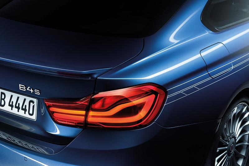 BMW Alpina B4 S BiTurbo