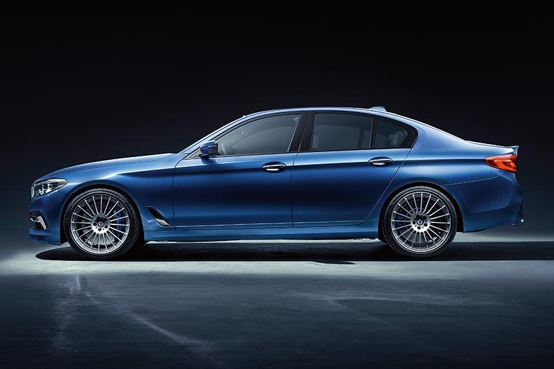BMW ALPINA B5 Bi-Turbo Limousine
