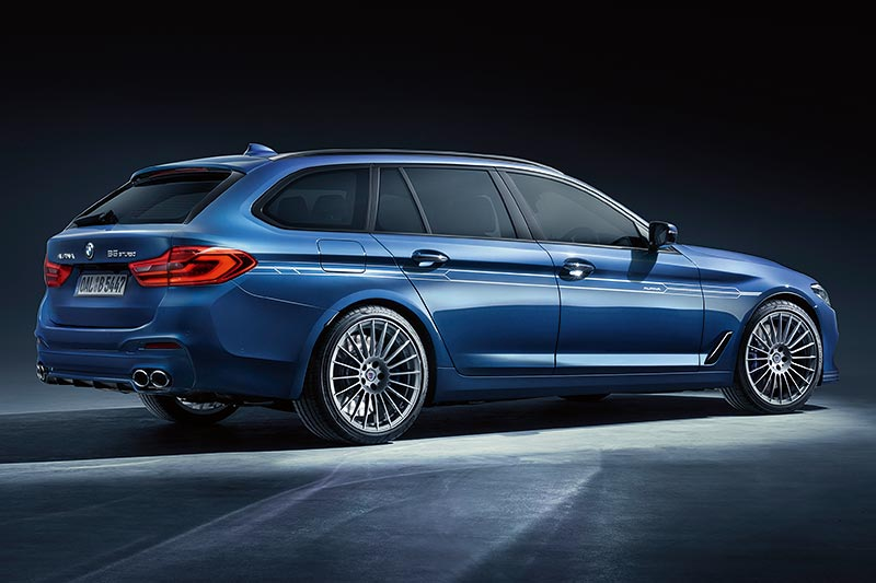 BMW ALPINA B5 Bi-Turbo Touring