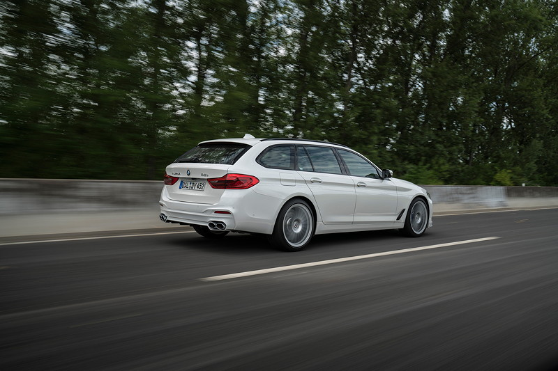 BMW Alpina D5 S Touring