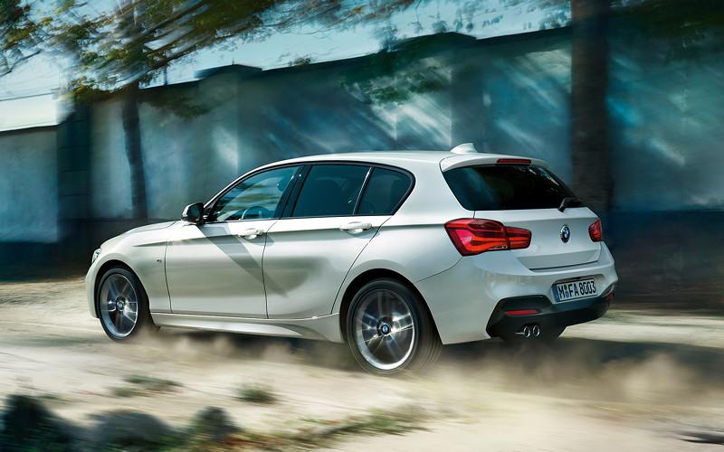 BMW 1er, 5-Türer (F20 LCI)