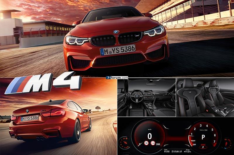 BMW M4 (Facelift 2017)