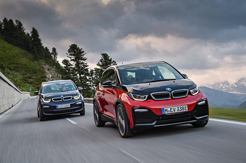 BMW i3 und BMW i3s