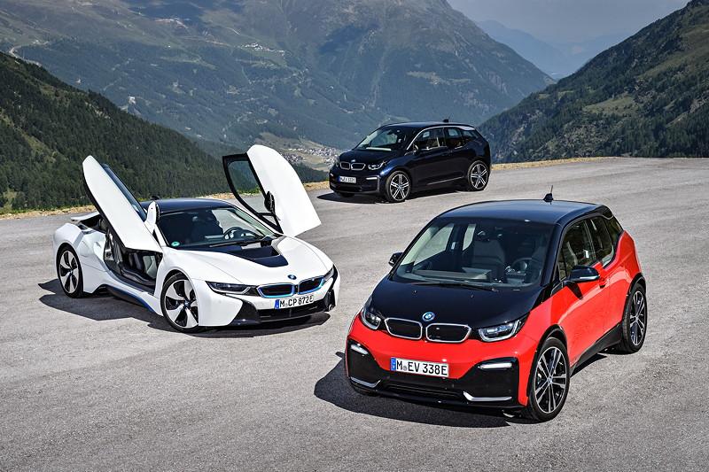 BMW i Familie