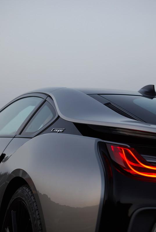 Der neue BMW i8 Coupe (Facelift).