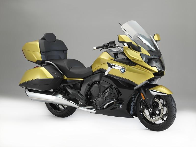 BMW K 1600 Grand America, Farbe: Austin Yellow metallic