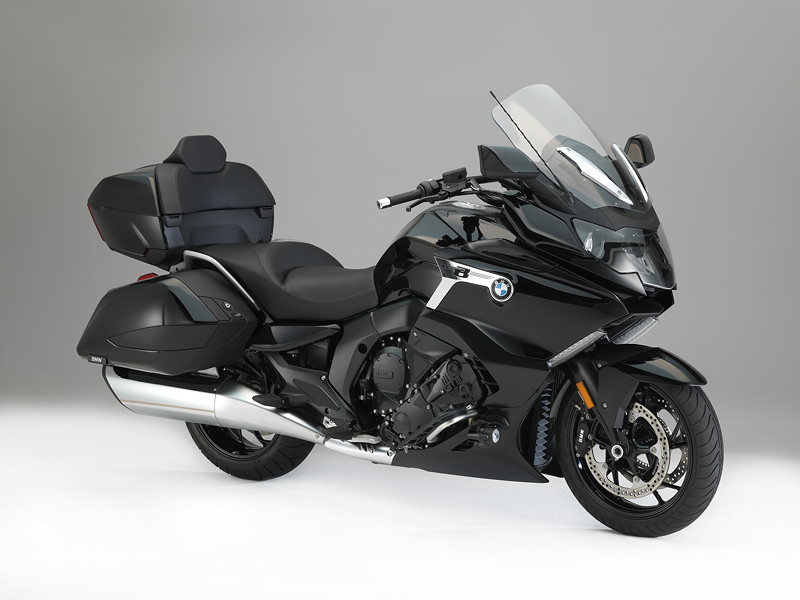 BMW K 1600 Grand America, Farbe: Blackstorm metallic