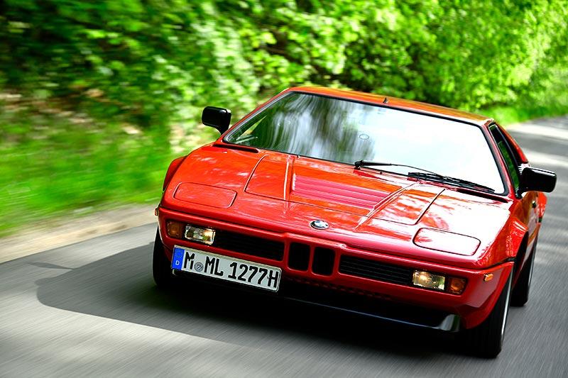 BMW M1 1978 - 1981
