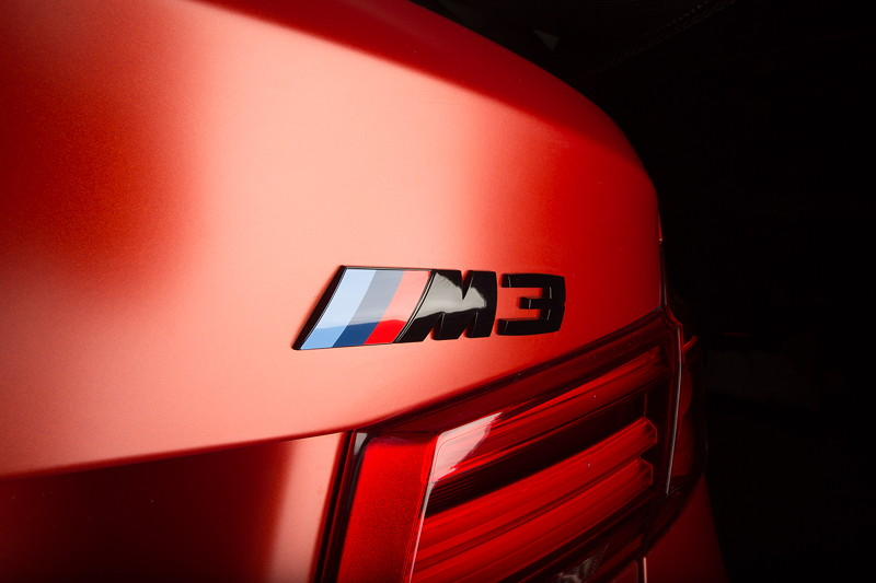 BMW M3 '30 Years American Edition'