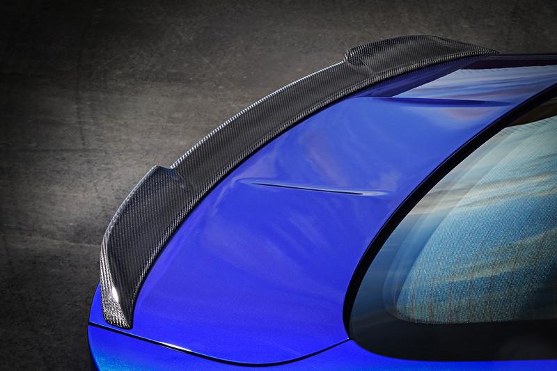 BMW M4 CS, Heckspoiler