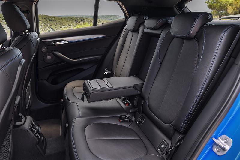 BMW X2 sDrive20i, Modell M Sport.