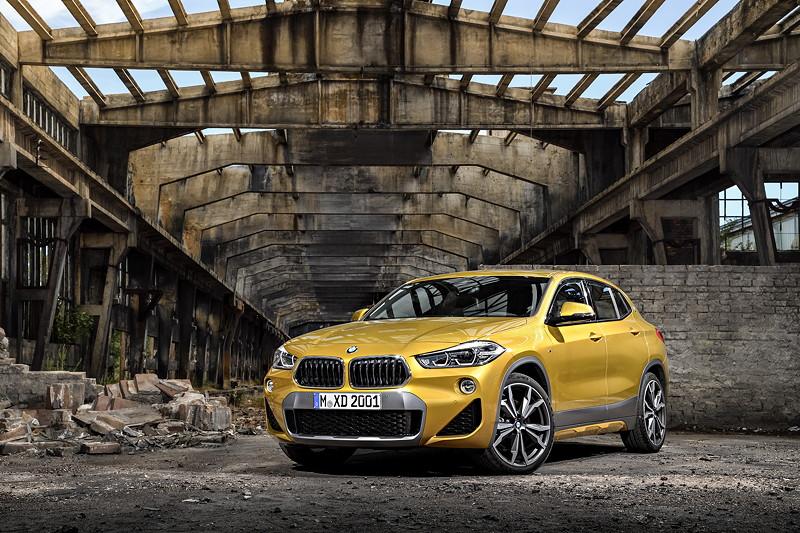 BMW X2 xDrive20d, Modell M Sport X.