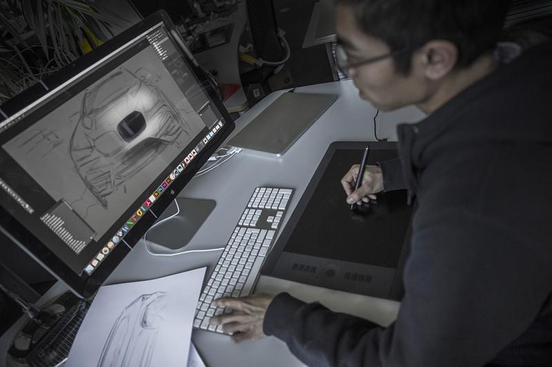 BMW X3, Designprozess