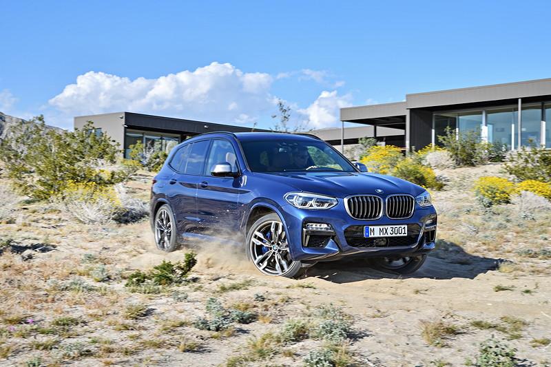 BMW X3 xDrive M40i