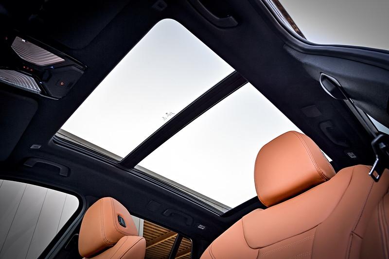BMW X3 xDrive M40i, Panorama Schiebedach