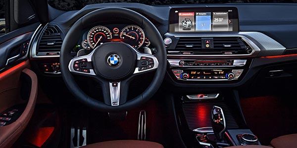 2017 BMW 340I Xdrive >> Der neue BMW X3 (G01): Interieur und Ausstattungen.