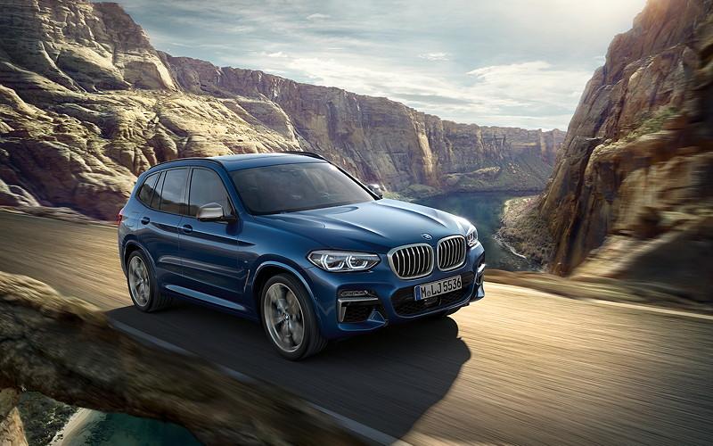 BMW X3 (G01)