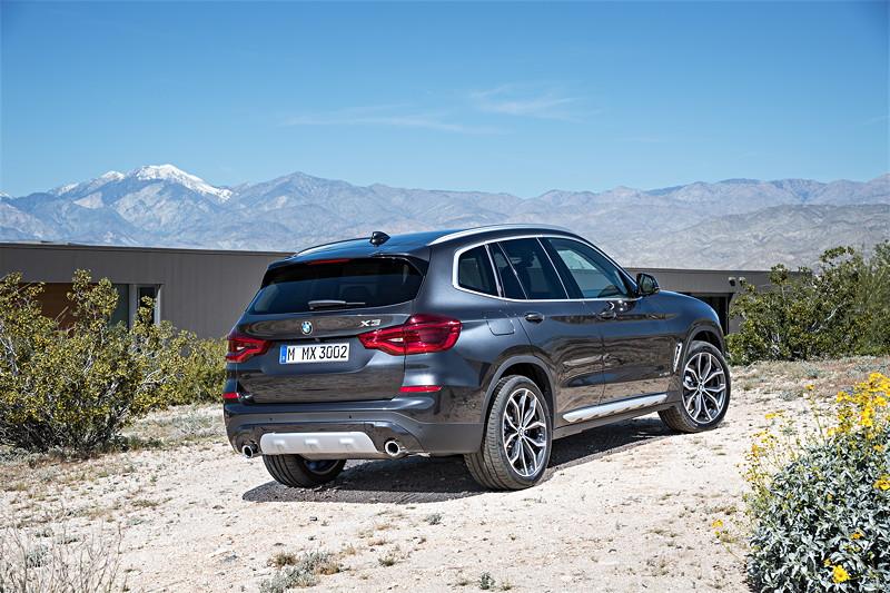 BMW X3 xDrive30d xLine