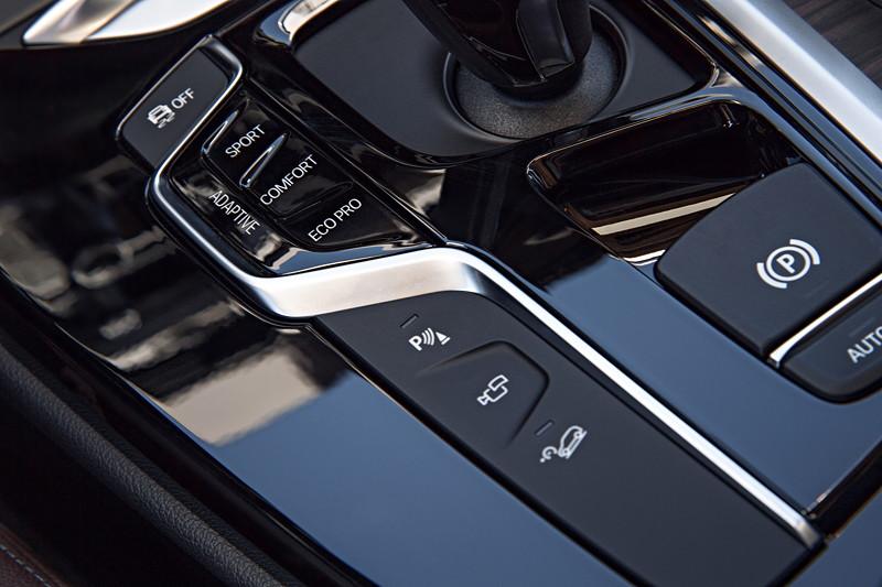 BMW X3 xDrive30d xLine, Fahrerlebnis Schalter