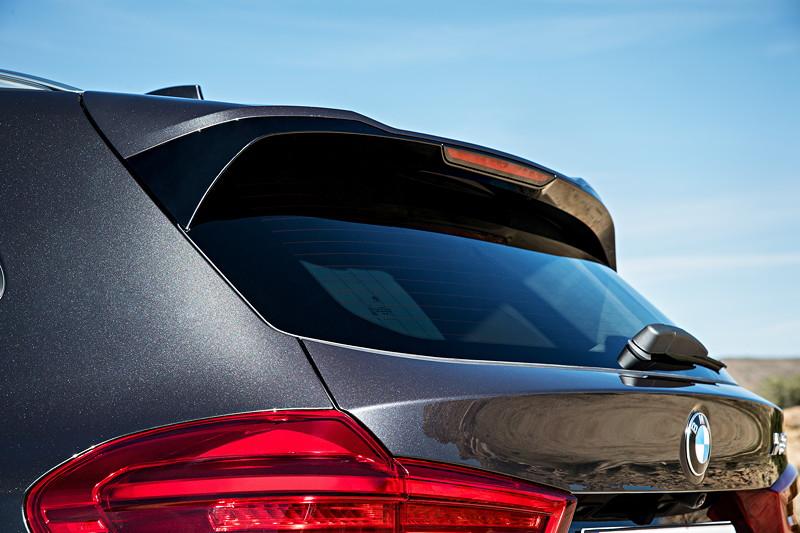BMW X3 xDrive30d xLine, Dachspoiler