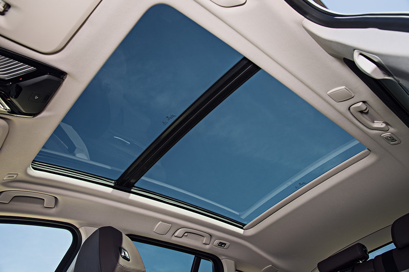 BMW X3 xDrive30d xLine, Panorama Schiebedach