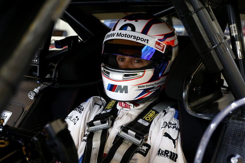 Hungaroring (HUN), 17. Juni 2017. DTM-Rennen 5. Tom Blomqvist (GBR), BMW Driving Experience M4 DTM, BMW Team RBM (RMR).
