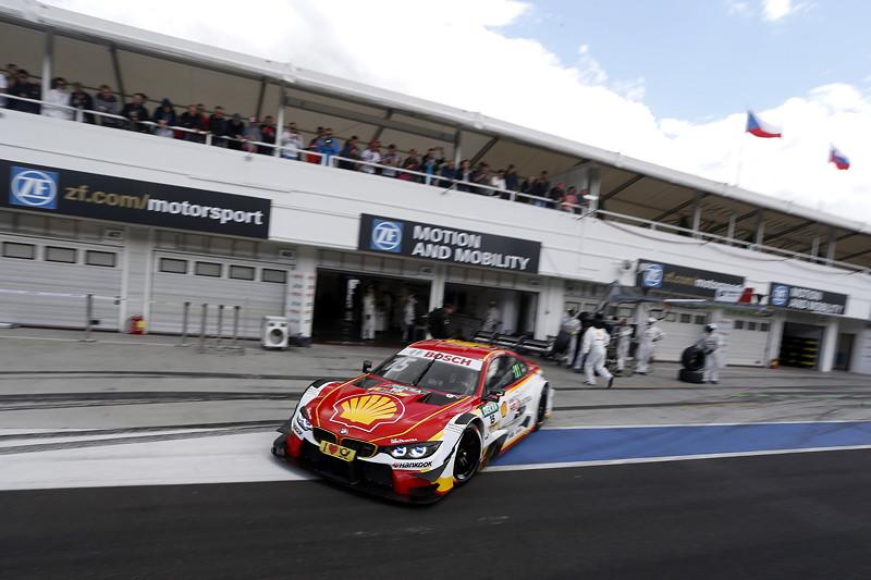 Hungaroring (HUN), 17. Juni 2017. DTM-Rennen 5. Augusto Farfus (BRA) im Shell BMW M4 DTM, BMW Team RMG.
