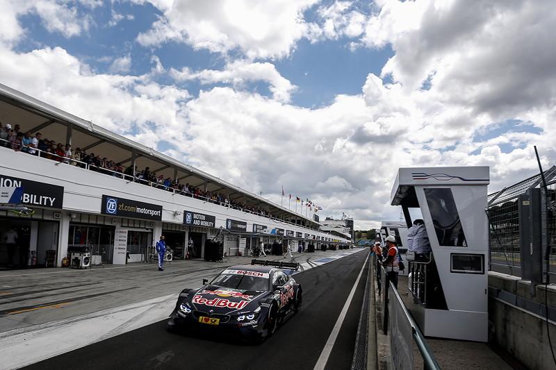 Hungaroring (HUN), 17. Juni 2017. DTM-Rennen 5. Marco Wittmann im Red Bull BMW M4 DTM, BMW Team RMG.