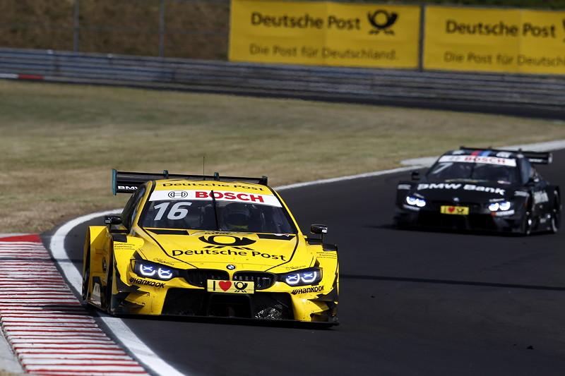 Hungaroring (HUN), 17. Juni 2017. DTM-Rennen 5. Timo Glock im DEUTSCHE POST BMW M4 DTM, BMW Team RMG (RMR).
