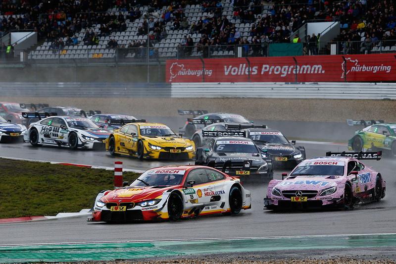 Nürburgring, 9. September 2017, DTM-Rennen 13. Augusto Farfus (BRA) im Shell BMW M4 DTM.