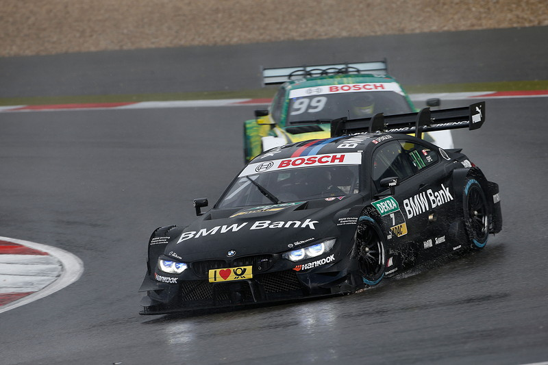 Nürburgring, 9. September 2017, DTM-Rennen 13. Bruno Spengler (CAN) im BMW Bank M4 DTM.