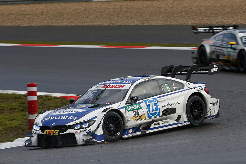 Nürburgring, 9. September 2017, DTM-Rennen 13. Maxime Martin (BEL) im SAMSUNG BMW M4 DTM.