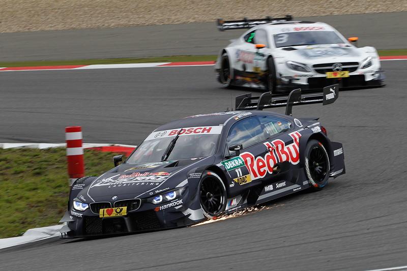 Nürburgring, 10. September 2017. DTM-Rennen 14. Marco Wittmann im Red Bull BMW M4 DTM.