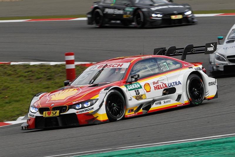 Nürburgring, 10. September 2017. DTM-Rennen 14. Augusto Farfus (BRA) im Shell BMW M4 DTM.