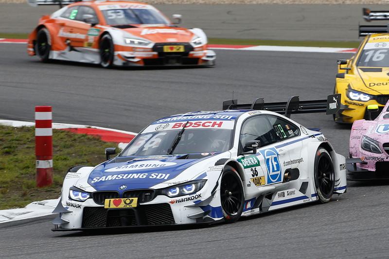 Nürburgring, 10. September 2017. DTM-Rennen 14. Maxime Martin (BEL) im SAMSUNG BMW M4 DTM