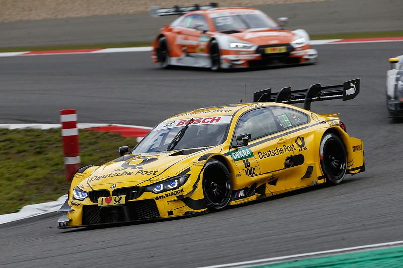 Nürburgring, 10. September 2017. DTM-Rennen 14. Timo Glock (GER) im DEUTSCHE POST BMW M4 DTM.