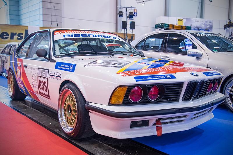 Essen Motor Show 2017: BMW 6er (E24)